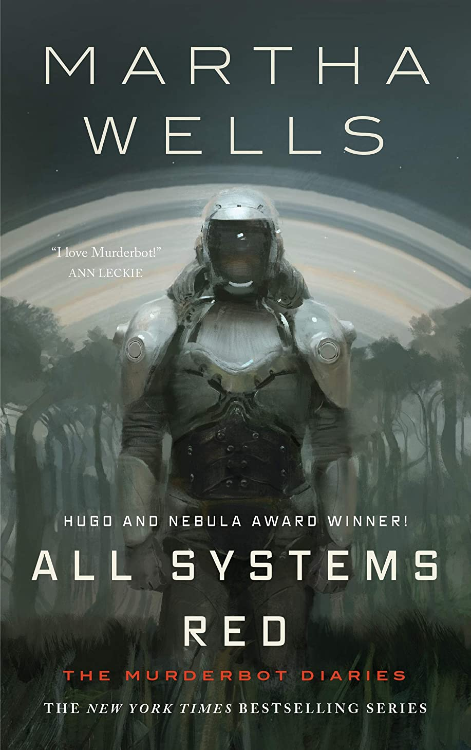 アプローチ地平線忘れっぽいAll Systems Red (Kindle Single): The Murderbot Diaries (English Edition)