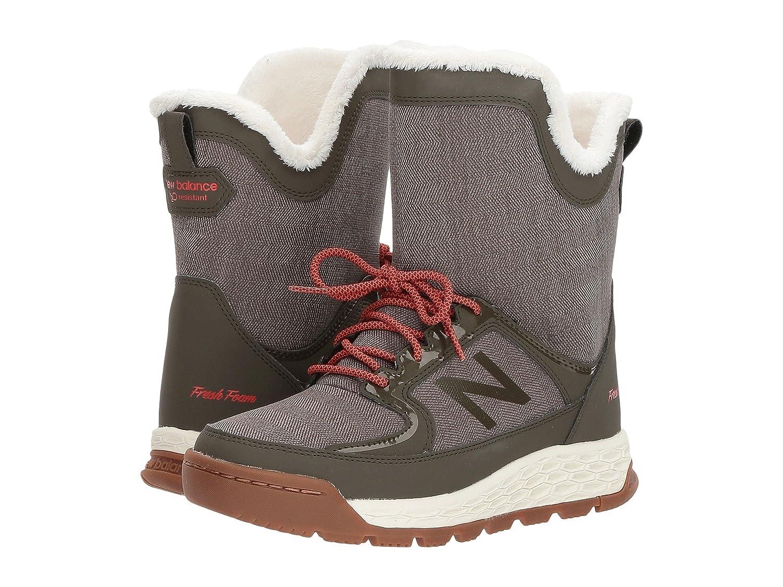 (ニューバランス) New Balance メンズランニングシューズ?スニーカー?靴 BW2100v1 Olive/Red オリーブ/レッド 7 (25cm) B