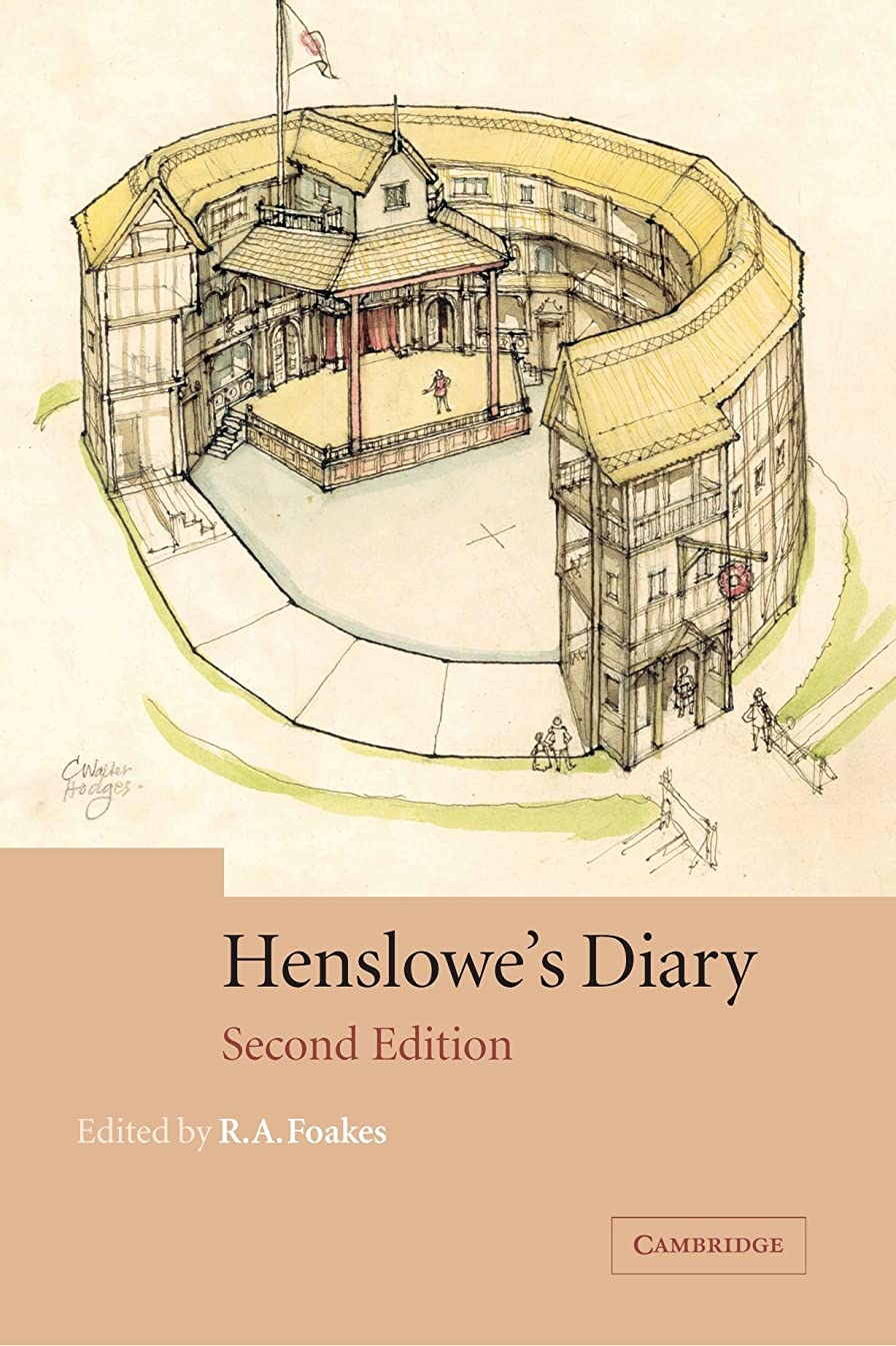 接続詞侵略北西Henslowe's Diary