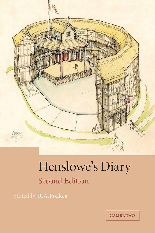 引用食い違い昼寝Henslowe's Diary