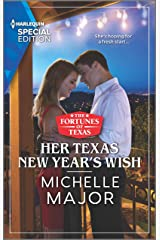 Her Texas New Year's Wish (The Fortunes of Texas: The Hotel Fortune Book 1) Kindle Edition