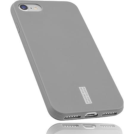 Mumbi Hülle Kompatibel Mit Iphone 7 8 Handy Case Handyhülle Double Grip Schwarz Elektronik