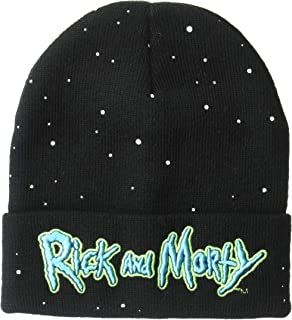 Rick And Morty Logo Winter Beanie