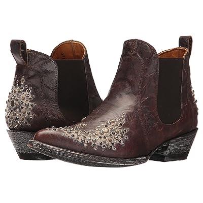 Old Gringo Skyler Dance (Brass/Chocolate) Cowboy Boots