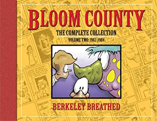Bloom County: The Complete Library, Vol. 2: 1982-1984 (Bloom County Library)