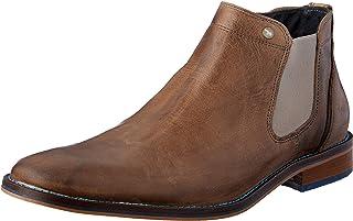 Wild Rhino Men's Bolton Boots, Dark Grey, 13 US
