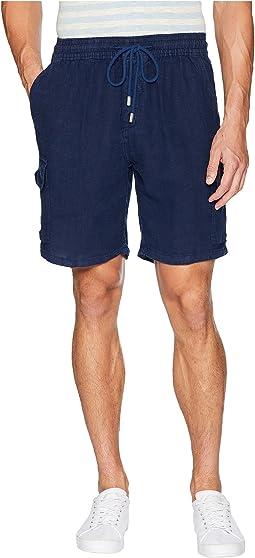 Drawstring Pocket Shorts