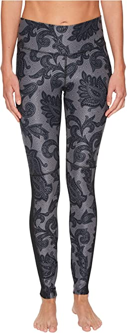 Power Paisley Maze Training Tight