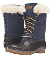 Sperry Kids - Fashion Saltwater Boot (Little Kid/Big Kid)