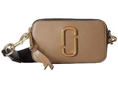 Marc Jacobs Snapshot (French Grey Multi) Handbags