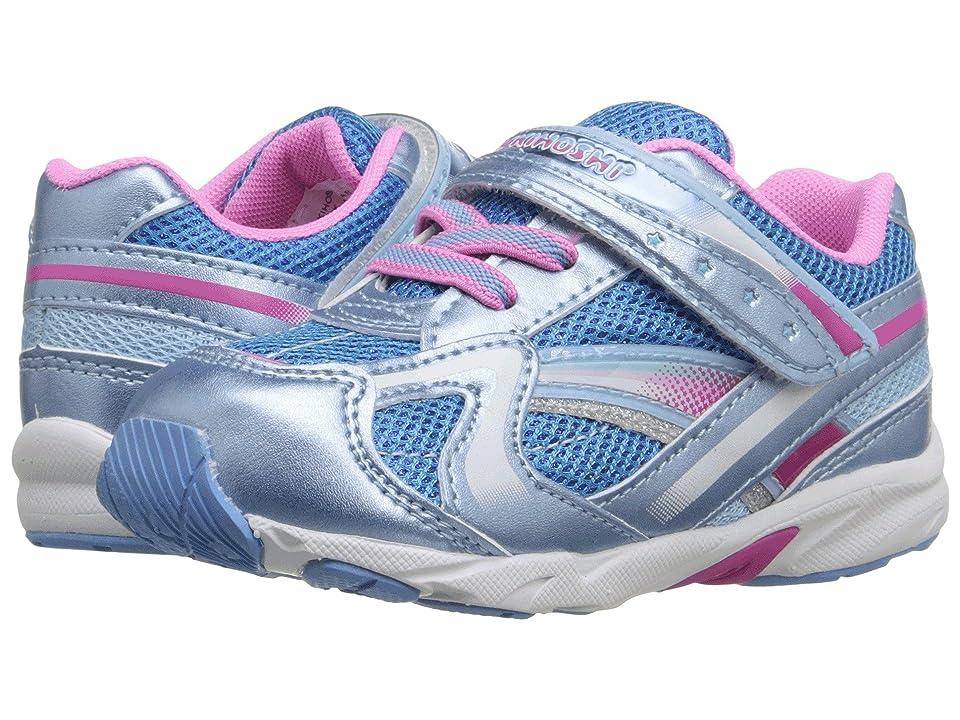 Tsukihoshi Kids B. Glitz (Toddler) (Ice/Pink) Girls Shoes