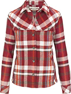 Woolrich Women's Eco Rich Oxbow Bend Flannel Shirt Jac