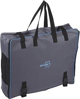 estera para tienda de campa/ña azul//gris para auto caravana Alfombrilla para caravana transpirable de Weaveatex