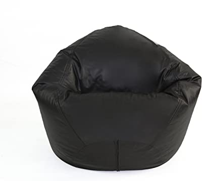 American Furniture Alliance Fun Factory American Furniture Alliance Classic Small Bean Bag Black