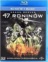 47 Ronin [Blu-Ray]+[Blu-Ray 3D] (English audio. English subtitles)