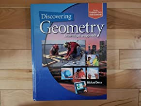 Discovering Geometry + 6 Year Online License: An Investigative Approach