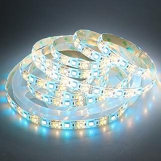 LEDENET LED Light Strip RGB+W+WW 12V 120W Cold White Warm White CCT RGB LED Tape Ribbon Lamp Silcone Coating Waterproof IP...