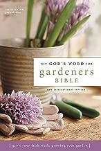 NIV, God's Word for Gardeners, Hardcover: Grow Your Faith While Growing Your Garden