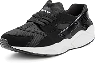 recorrer Brute Men's Black Casual Sneakers Shoes