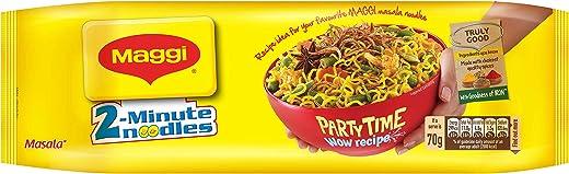 Maggi 2 Minutes Masala Noodles 1