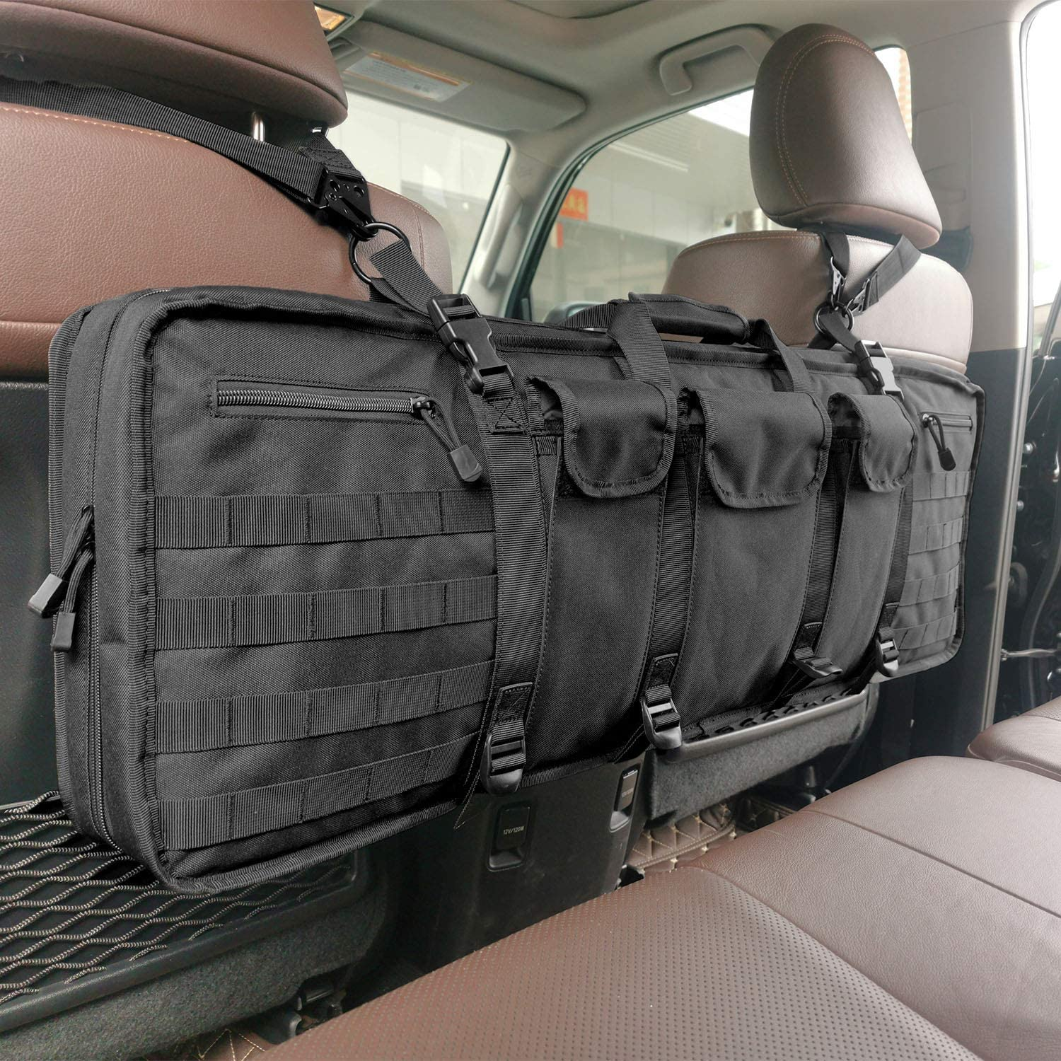 Yawayda Ranking TOP6 36 Ranking TOP20 Inch Tactical Rifle Bag Double Lockable Soft Long and