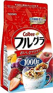 [Amazonブランド] SOLIMO カルビー フルグラ 1000g×6袋