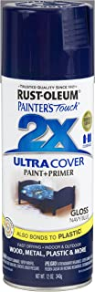 Rust-Oleum 249098-6 PK Painter's Touch 2X Ultra Cover, 12 oz, Navy Blue