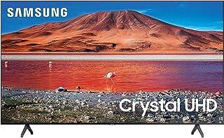 "TV Samsung 82"" 4K Cristal UHD Smart TV LED UN82TU7000 (2020)"
