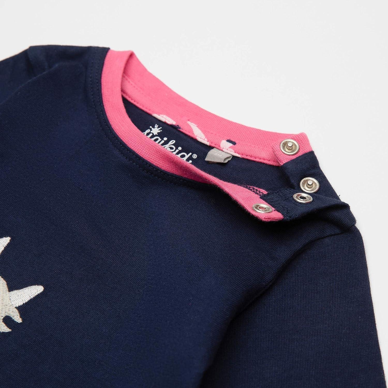 Sigikid Baby-M/ädchen Langarmshirt aus Bio-Baumwolle f/ür Kinder T-Shirt