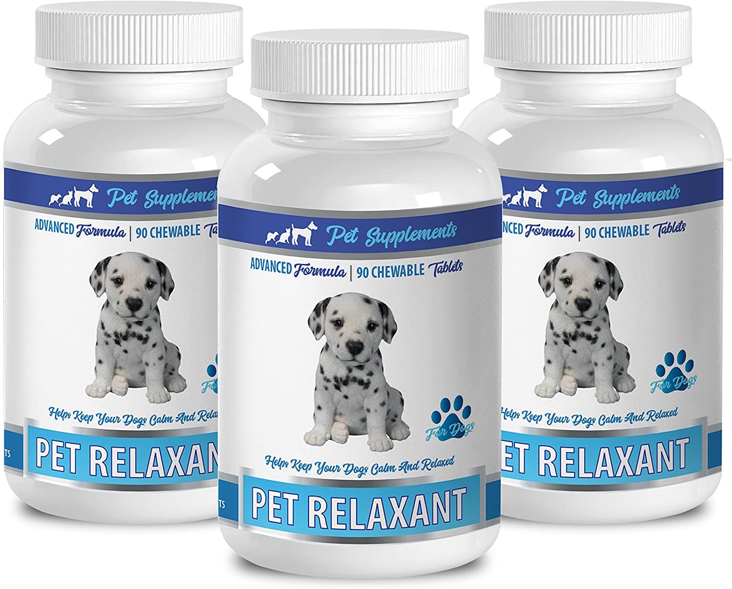 PET SUPPLEMENTS Canine Anxiety and overseas - Dogs Limited price for Relaxant Stress
