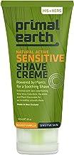 Primal Earth Sensitive Shave Creme