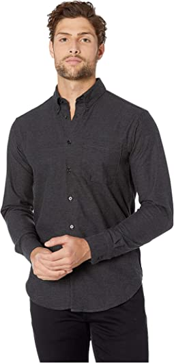 Classic Flannel - Charcoal
