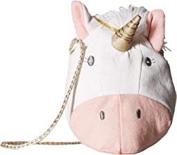 Plush Unicorn Purse