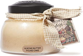 A Cheerful Giver Almond Butter Pound Cake 22 oz. Mama Jar Candle