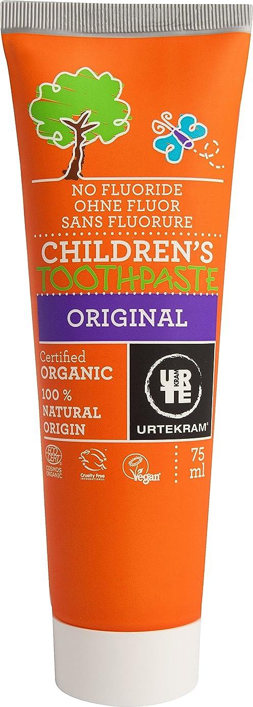 毎年トースト利得ウルテクラム チャイルド 歯磨き 75ml