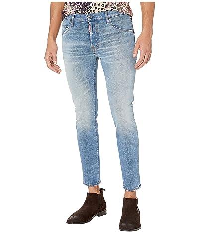 DSQUARED2 Light Dusty Skater Jeans in Blue (Blue) Men