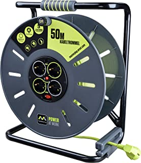 Masterplug OXLG50164SL-PX Pro-XT Kabeltrommel, 3000 W, 230 V, 50m