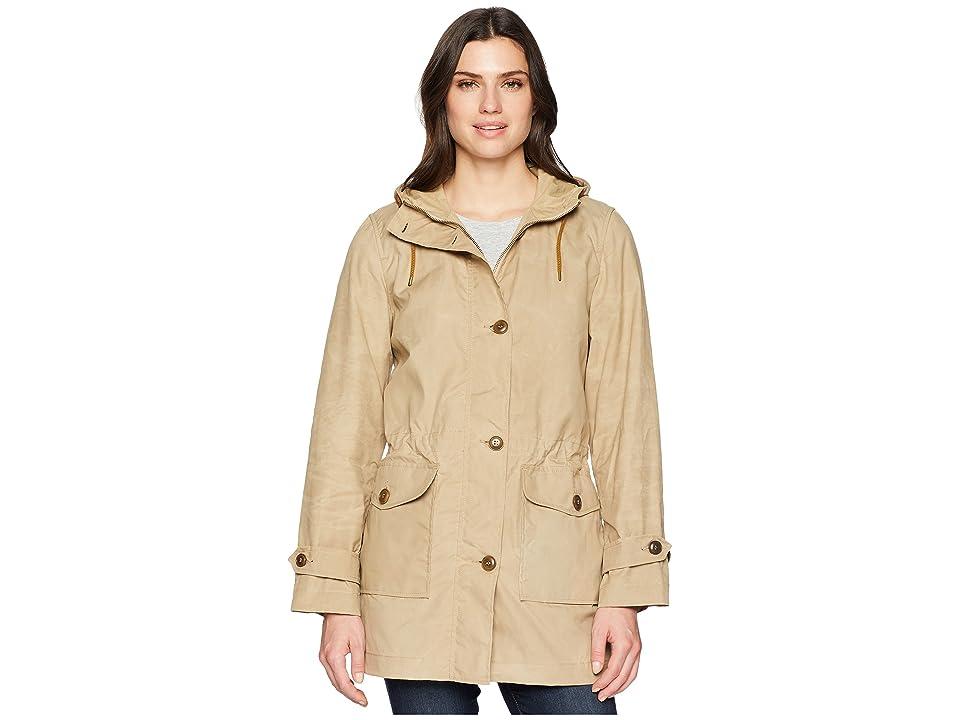 Filson Field Parka (Coriander) Women's Coat
