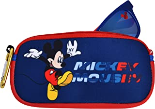 Mickey Mouse Kids Sunglasses with Kids Glasses Case,...