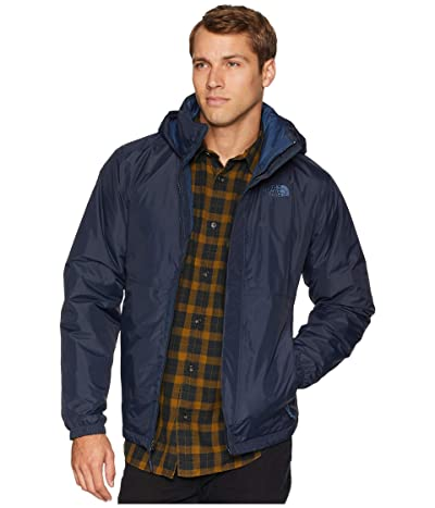 The North Face Resolve Insulated Jacket (Urban Navy) Men