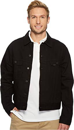 Stretch Trucker Denim Jacket