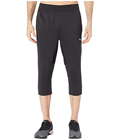 PUMA Reactive 3/4 Pants (PUMA Black) Men