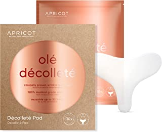 Apricot Beauty & Healthcare Silicon Care Dacolleta Pad To Eliminate And Prevent Chest Wrinkles