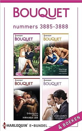 Bouquet e-bundel nummers 3885 - 3888 (4-in-1)