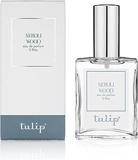 Tulip Perfume Classic Eau De Parfum, Blue Neroli Wood 2 Ounce
