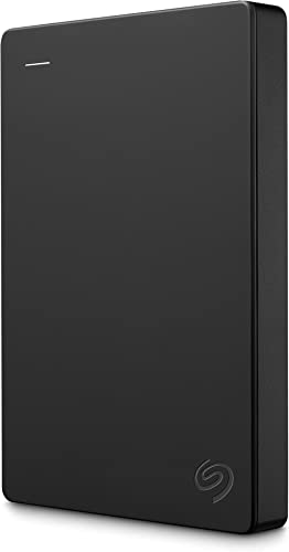 Seagate Portable 2TB External Hard Drive Portable HDD – USB 3.0 for PC, Mac, PS4, & Xbox - 1-year Rescue Service (STG...
