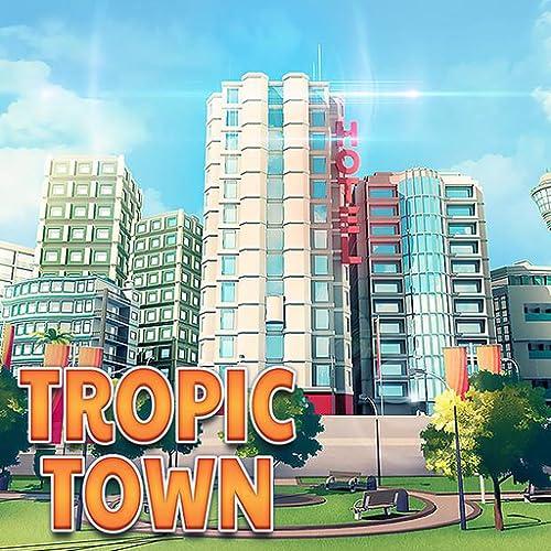 Construye tu Ciudad Tropical (Town Build Sim Game)