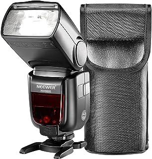 Neewer 2.4G 1/8000 HSS TTL Pantalla LCD Maestro Esclavo de Flash Speedlite para Sony A77II A7RII A7R A58 A99 A6000 Cámara con el Nuevo Mi Zapato Caliente NW880S (reemplazo para Godox TT685S)