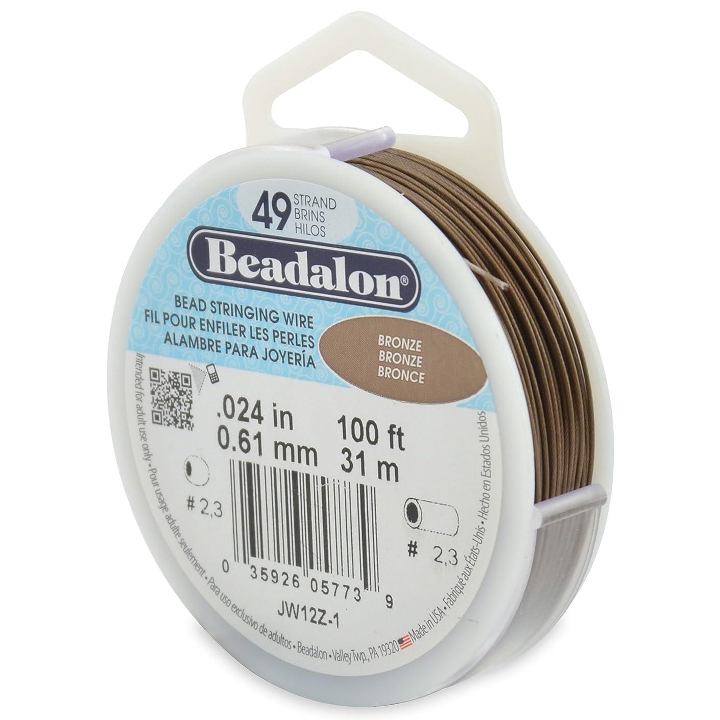 Beadalon 49-Strand 0.024
