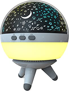 Dream Planet Night Lamp Star Light Rotating Projector for...
